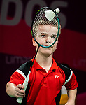 Wyatt Lightfoot, Lima 2019 - Para Badminton // Parabadminton.<br />