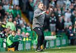31.03.2019 Celtic v Rangers: Neil Lennon