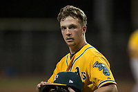 AZL Athletics second baseman Nick Ward (4) during an Arizona League game against the AZL Giants Black at the San Francisco Giants Training Complex on June 19, 2018 in Scottsdale, Arizona. AZL Athletics defeated AZL Giants Black 8-3. (Zachary Lucy/Four Seam Images)