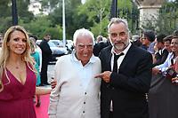 CHARLES GERARD , ANTOINE DULERY - GARDEN PARTY AU CHATEAU DE LA BUZINE A MARSEILLE - FRANCE , LE 30/06/2017
