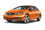 Honda Civic Si Sedan 2015