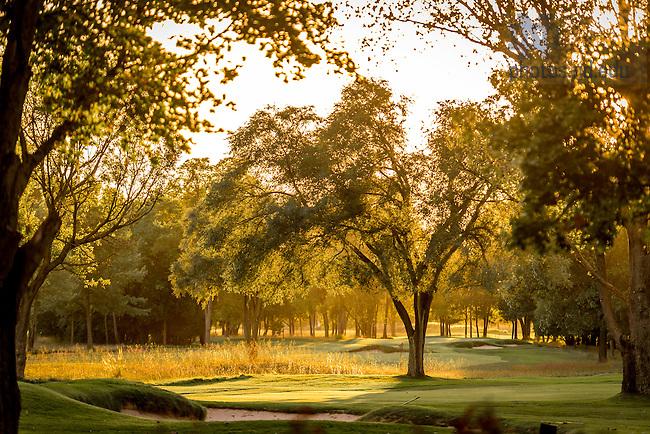 September 27, 2016; Warren Golf Course (Photo by Matt Cashore/University of Notre Dame)