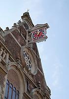 Nederland - Hoorn- 2020.   De Oosterkerk of Sint-Antoniuskerk in Hoorn.     Foto ANP / HH / Berlinda van Dam