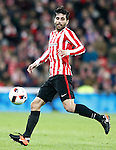 Athletic de Bilbao's Eneko Boveda during Spanish Kings Cup match. January 05,2017. (ALTERPHOTOS/Acero)