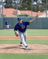 Drew Gray - 2021 Arizona League Cubs (Bill Mitchell)