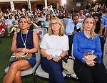 """VIOLANTE GUIDOTTI BENTIVOGLIO, CRISTINA COMENCINI E GIULIA CALENDA<br /> PRESENTAZIONE DEL LIBRO """"I MOSTRI E COME SCONFIGGERLI"""" DI CARLO CALENDA. <br /> CASA DEL CINEMA DI VILLA BORGHESE - ROMA 2020"""