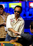 David Pham eliminated in 9th. place.