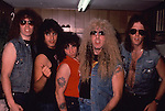 TWISTED SISTER Twisted Sister, Dee Snider, Eddie Ojeda, Jay Jay French, Mark Mendoza, A,J, Pero,