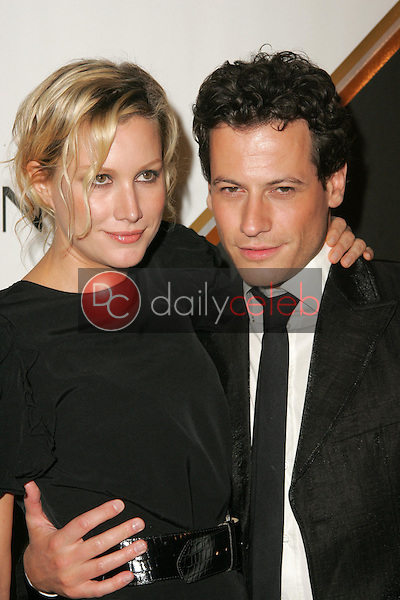 Alice Evans and Ioan Gruffudd<br />