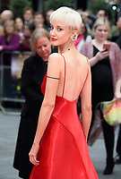 "Andrea Riseborough<br /> arriving for the London Film Festival 2017 screening of ""Battle of the Sexes"" at the Odeon Leicester Square, London<br /> <br /> <br /> ©Ash Knotek  D3322  07/10/2017"