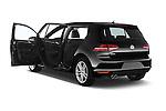 Car images of a 2014 Volkswagen GOLF GTD 5 Door Hatchback Doors
