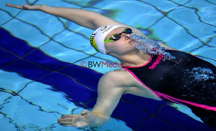 Action during the Swimming NZ Secondary School Championships, Waterworld, Te Rapa, Hamilton, New Zealand, Sunday 17th September 2017. Photo: Simon Watts/www.bwmedia.co.nz