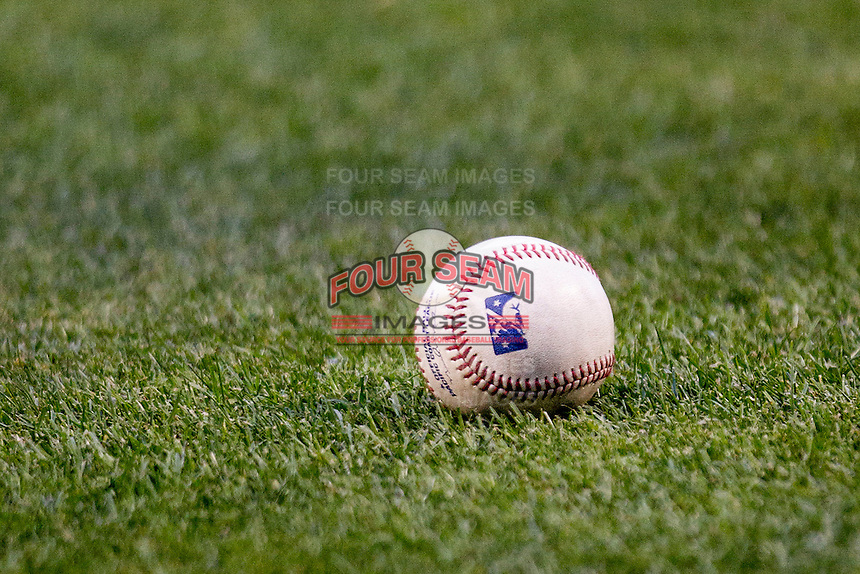 Pacific Coast League baseball on April 21, 2015 at the Dell Diamond in Round Rock, Texas. (Andrew Woolley/Four Seam Images)