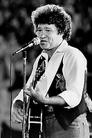 1978 FILE PHOTO - ARCHIVES -<br /> <br /> Quebec's Robert Charlebois winds through 10 years of hits<br /> <br /> PHOTO : Ron BULL - Toronto Star Archives - AQP