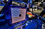 2018 IndyCar Phoenix testing<br /> Phoenix Raceway, Avondale, Arizona, USA<br /> Saturday 10 February 2018<br /> Ed Jones, Chip Ganassi Racing Honda, American Flag, LED display<br /> World Copyright: Michael L. Levitt<br /> LAT Images<br /> ref: Digital Image _33I0598