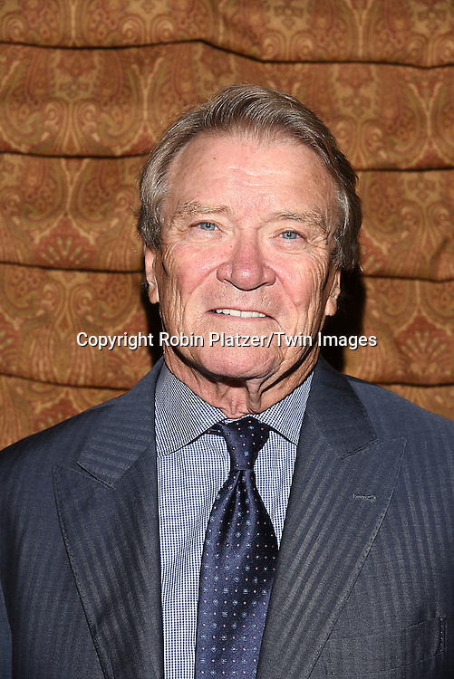 honoree Steve Kroft attends the Library of American Broadcasting  Annual Giants of Broadcasting Luncheon on October 6, 2016 at Gotham Hall in New York City. <br /> <br /> photo by Robin Platzer/Twin Images<br />  <br /> phone number 212-935-0770