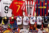 Spanish team futball jerseys for sale.