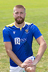 Shaun Rooney, St Johnstone FC...2021-22 Season<br />Picture by Graeme Hart.<br />Copyright Perthshire Picture Agency<br />Tel: 01738 623350  Mobile: 07990 594431