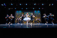 The Little Dancer presented by COCA in St. Louis, MO on Dec 7, 2012.