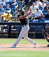 Eloy Jimenez - Chicago White Sox 2020 spring training (Bill Mitchell)