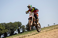 Stuart Groves, NGR Championship during the Richard Fitch Memorial Trophy Motocross at Wakes Colne MX Circuit on 18th July 2021
