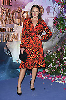"""Emma Conybeare<br /> arriving for the European premiere of """"The Nutcracker and the Four Realms"""" at the Vue Westfield, White City, London<br /> <br /> ©Ash Knotek  D3458  01/11/2018"""