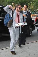 NEW YORK, NY - JULY 25: Zach Galifianakis at 'The Campaign' New York Premiere at Sunshine Landmark on July 25, 2012 in New York City. ©RW/MediaPunch Inc. /NortePhoto.com<br /> <br /> **SOLO*VENTA*EN*MEXICO**<br />  **CREDITO*OBLIGATORIO** *No*Venta*A*Terceros*<br /> *No*Sale*So*third* ***No*Se*Permite*Hacer Archivo***No*Sale*So*third*©Imagenes*con derechos*de*autor©todos*reservados*.