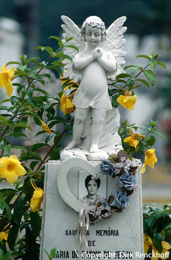 Friedhof  St. Miguel in Macao, China, Unesco-Weltkulturerbe