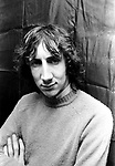 The Who 1969 Pete Townshend at Top Of The Pops<br /> © Chris Walter