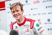 July 2nd 2021; F1 Grand Prix of Austria, free practise sessions;  ILOTT Callum (gbr), Alfa Romeo Racing ORLEN