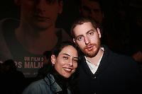 EXCLUSIF - NAILIA HARZOUNE & PABLO PAULY - SOIREE DE PRESENTATION DU FILM 'PATIENTS'