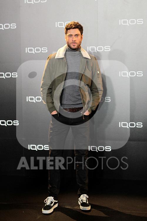 Jose Lamuno attends to IQOS3 presentation at Palacio de Cibeles in Madrid. February 10,2019. (ALTERPHOTOS/Alconada)