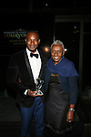 TYSON BECKFORD HONORED @ COURVOISIER'S EXCEPTIONAL JOURNEY LAUNCH EVENT