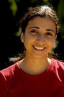Costa Rica - file Photo -Manuel-Antonio - model released portrait of a young costa rican woman