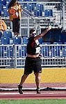 Ness Murby, Toronto 2015 - Para Athletics // Para-athlétisme.<br /> Ness Murby competes in the Discus Throw F11/12 // Ness Murby participe au Discus Throw F11 / 12. 12/08/2015.