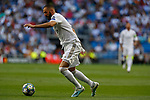 Real Madrid CF's Karim Benzema during UEFA Champions League match, groups between Real Madrid and Club Brugge at Santiago Bernabeu Stadium in Madrid, Spain. October 01, 2019.(ALTERPHOTOS/Manu R.B.)