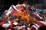 Nevada Boys State Flag Retirement ceremony 2011
