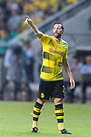Borussia Dortmund Midfielder Gonzalo Castro gestures during the International Champions Cup 2017 match between AC Milan vs Borussia Dortmund at University Town Sports Centre Stadium on July 18, 2017 in Guangzhou, China. Photo by Marcio Rodrigo Machado / Power Sport Images