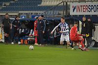 VOETBAL: HEERENVEEN: 19 - 03-2021, Abe Lenstra Stadion, SC Heerenveen - FC Twente, Joey Veerman, ©foto Martin de Jong
