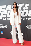 Lidia Torrent during the photocall for the 'Fast & Furious 9' Madrid Premiere. June 17, 2021. (ALTERPHOTOS/Acero)