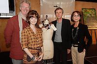 September 18, 2012 - Montreal (Qc) CANADA - Jacques Bouchard Fondation 5th benefit event at scena in Old-Port - <br /> Caroline Bouchard<br /> <br /> <br /> FRENCH CAPTION BELOW : La Fondation Jacques-Bouchard lance sa 5e campagne de financement