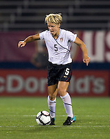 Lori Lindsey. The USWNT defeated Sweden, 3-0.