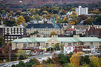 Downtown Scranton, Pennsylvania, USA