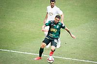 Belo Horizonte (MG) 09/05/21, America x Cruzeiro - partida entre America e Cruzeiro, válida pelo jogo 02 das semifinais do Campeonato Mineiro, no Estadio Independencia em Belo Horizonte, MG, neste domingo (09)