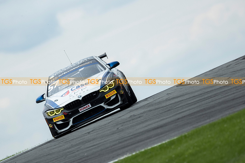 Will Burns & Gus Burton, BMW4 GT4, Century Motorsport finished top of the podium in GT4 during the British GT & F3 Championship on 11th July 2021