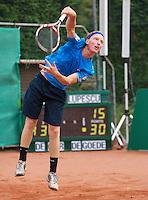 2013-08-17, Netherlands, Raalte,  TV Ramele, Tennis, NRTK 2013, National Ranking Tennis Champ,   David de Goede<br /> <br /> <br /> Photo: Henk Koster
