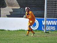 Dames Club Brugge - SV Zulte Waregem : Kim Dossche.foto DAVID CATRY / Nikonpro.be