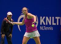 December 16, 2014, Rotterdam, Topsport Centrum, Lotto NK Tennis, Mandy Wagemakers (NED)<br /> Photo: Tennisimages/Henk Koster