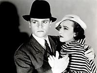 James Cagney and Margaret Lindsay in G MEN