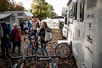 Gianni Vermeersch (BEL/Creafin-Fristads) warming up<br /> <br /> Elite & U23 Mens Race<br /> 42nd Superprestige cyclocross Gavere 2019<br /> <br /> ©kramon
